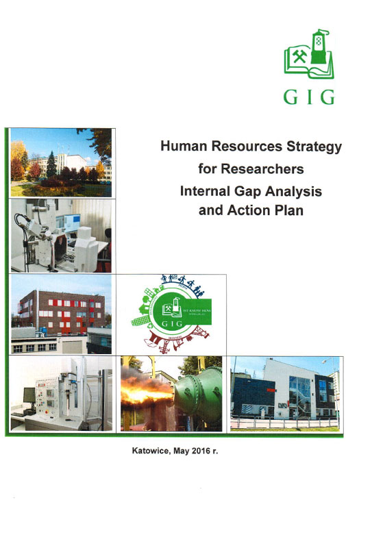 Human Resources Strategy for Researchers Internal Gap Analysis and Action Plan