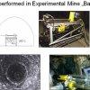 Hydroslotting w pokładzie węgla - przy współpracy z Zakładem Tąpań i Mechaniki Górotworu oraz z Zakładem Badań Dołowych i Utrzymania Powierzchni (projekt GasDrain)