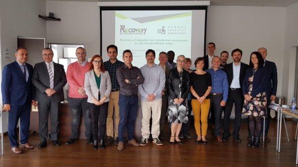 Spotkanie partnerów w ramach projektu RECOVERY